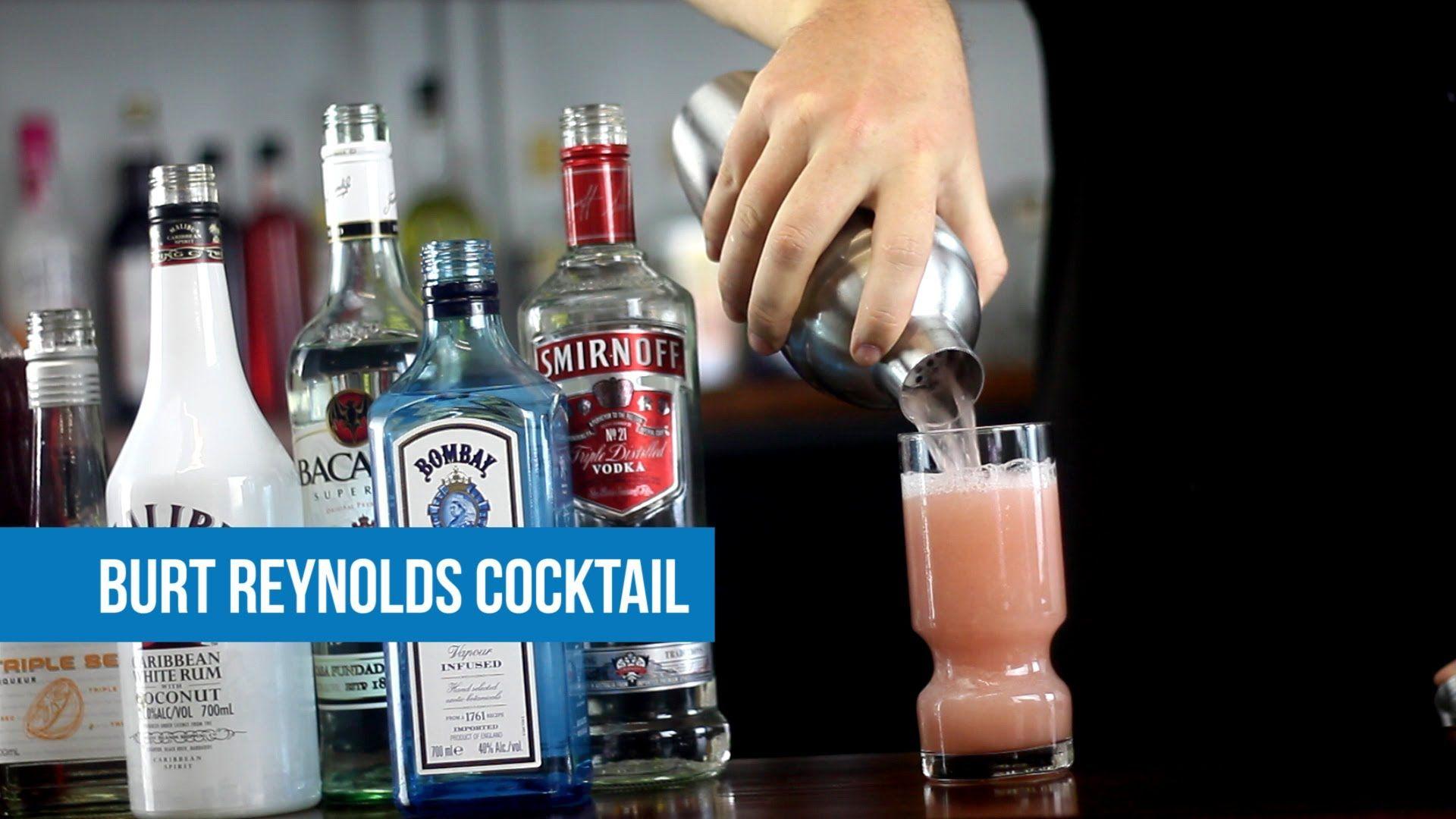Burt Reynolds Cocktail
