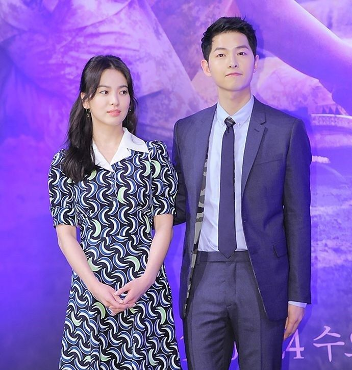 Song Joong-ki's divorce from Song Hye-kyo finalized, settled without division of property