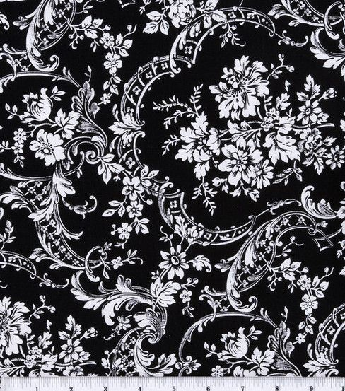 Pin by edie h on color black and white pinterest calico fabric shop fabric online by the yard joann has the largest selection of fabric in unique prints and materials mightylinksfo