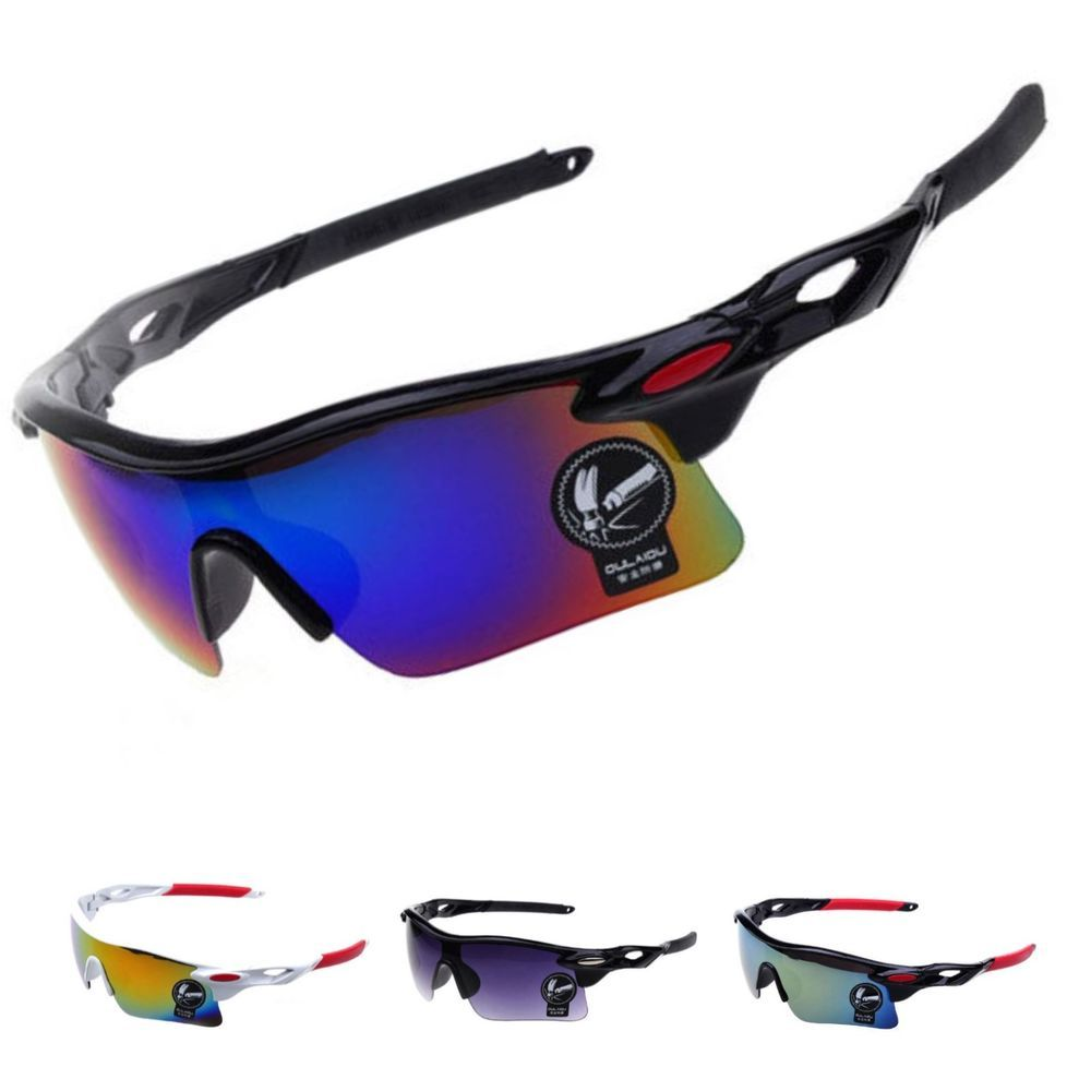 c58a8efa35 Sports Sunglasses Cycling Glasses Mens Sport Bike UV400 Driving Lens Outdoor  Sun  Elite  Sport