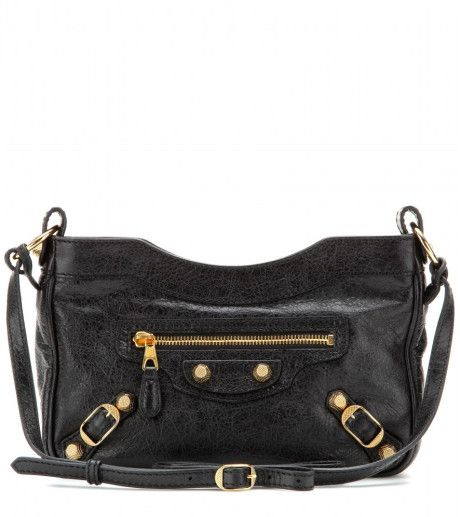 06c3f62d7 Balenciaga Giant Hip Shoulder Bag in Black (nero made in italy) - Lyst