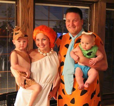 the flintstones costume - Halloween Flintstones