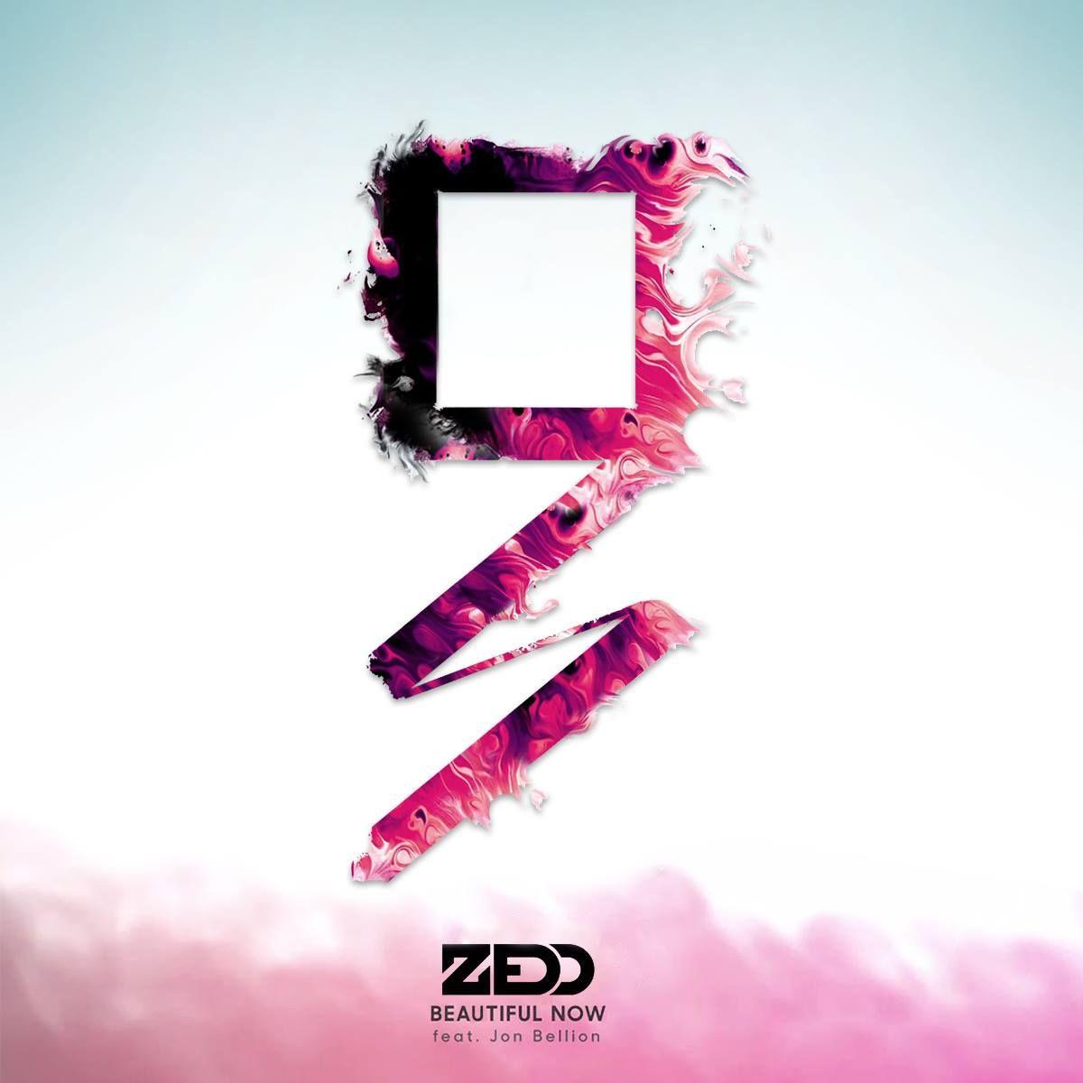 Zedd, Jon Bellion – Beautiful Now (single cover art)