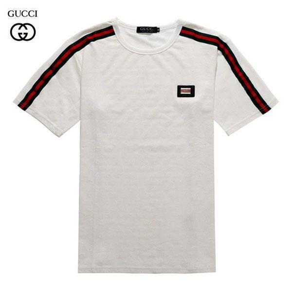 b7d66a60dea Camisetas Gucci Hombre GK00 Camisetas Gucci Hombre Redondo Manga Corta y  Mejor