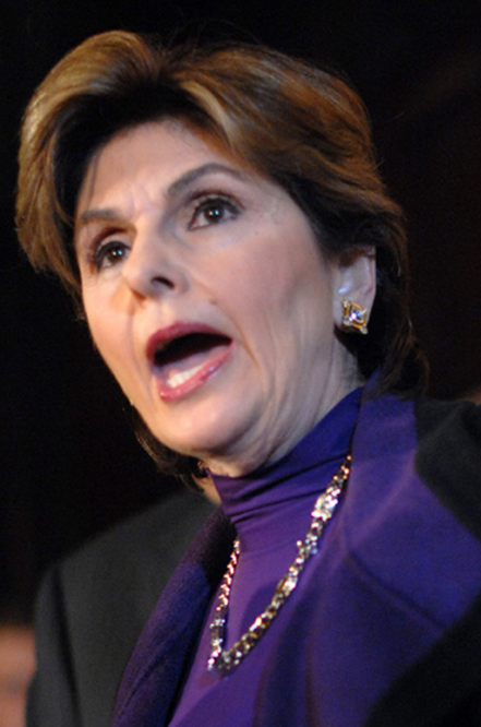 Gloria Allred is an American civil rights lawyer who is