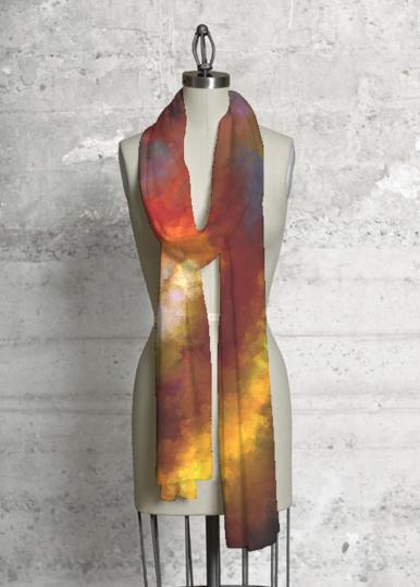 Modal Scarf - agate scarf by VIDA VIDA AqwHvj25J