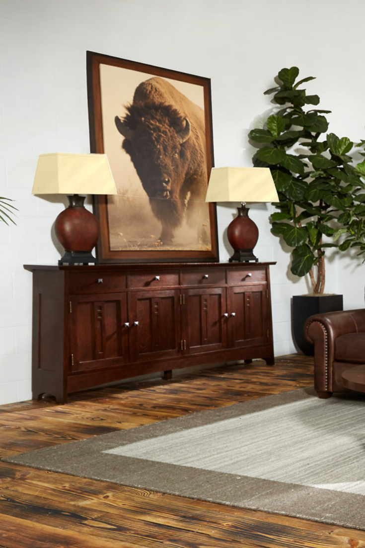 The right sideboard can completely transform your living or dining space visit gallery furniture today