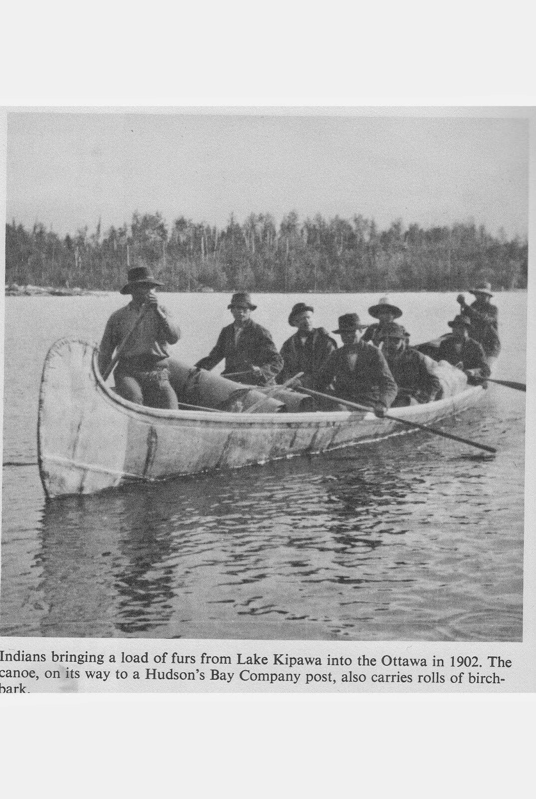 Odjick Pakwakona Ancestors And Descendants