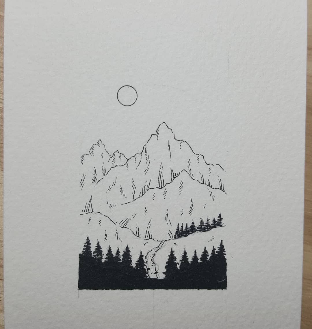 another little mountain scene finally my holidays have arrived can t