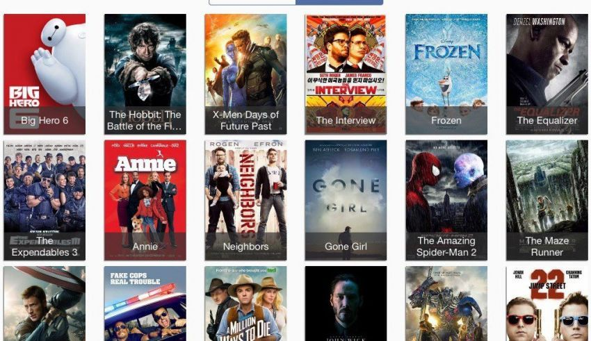 PlayBox Online Movie app, Movies and tv shows