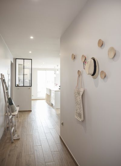 Un Bain De Lumière, Aménagement, Rénovation, Appartement, Lyon,  Villeurbanne, Architecture