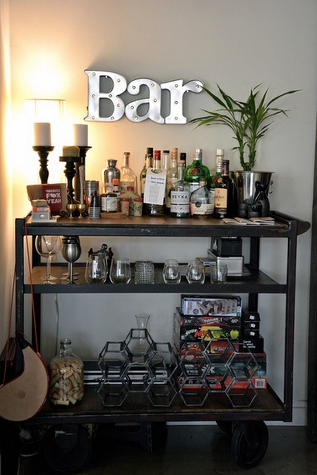 88 Simple but Creative DIY College Apartment