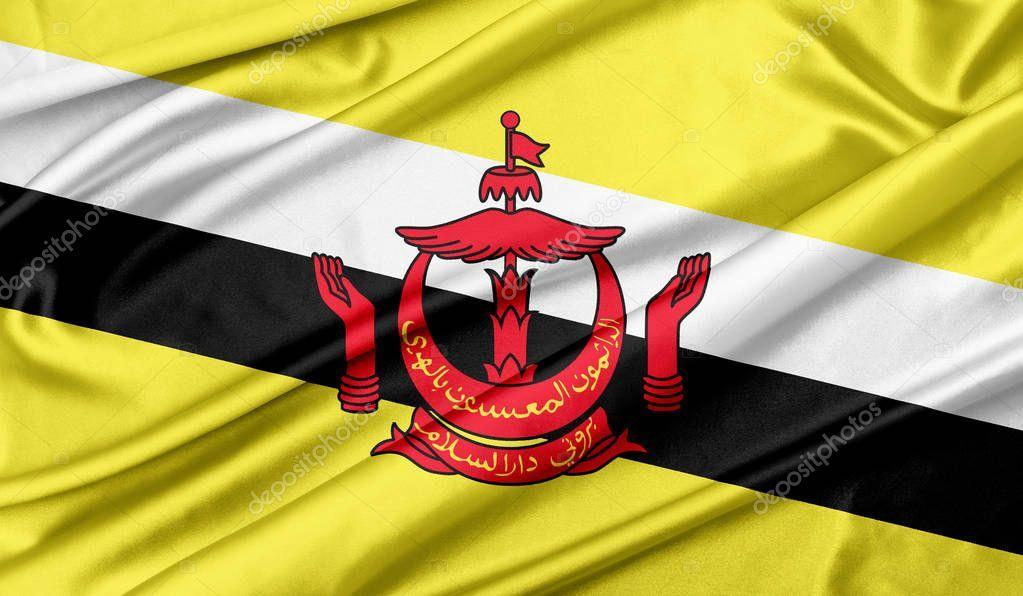 Brunei Flag Texture Background Stock Photo Spon Texture Flag Brunei Photo Ad In 2020 Textured Background Brunei Flag Brunei