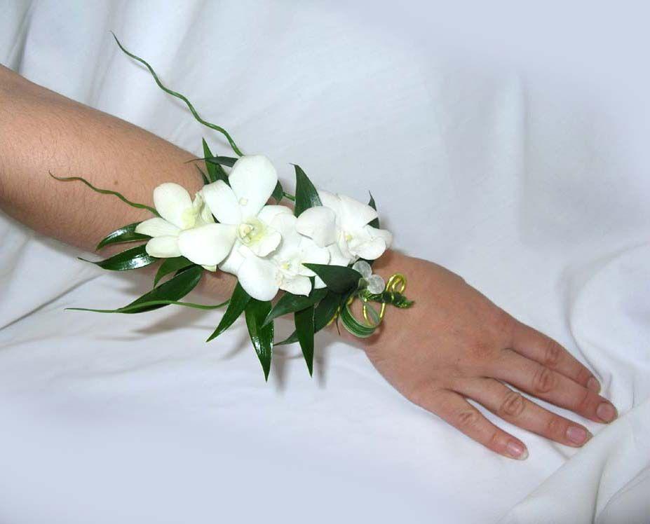 bracelet de fleurs pour mariage. Black Bedroom Furniture Sets. Home Design Ideas