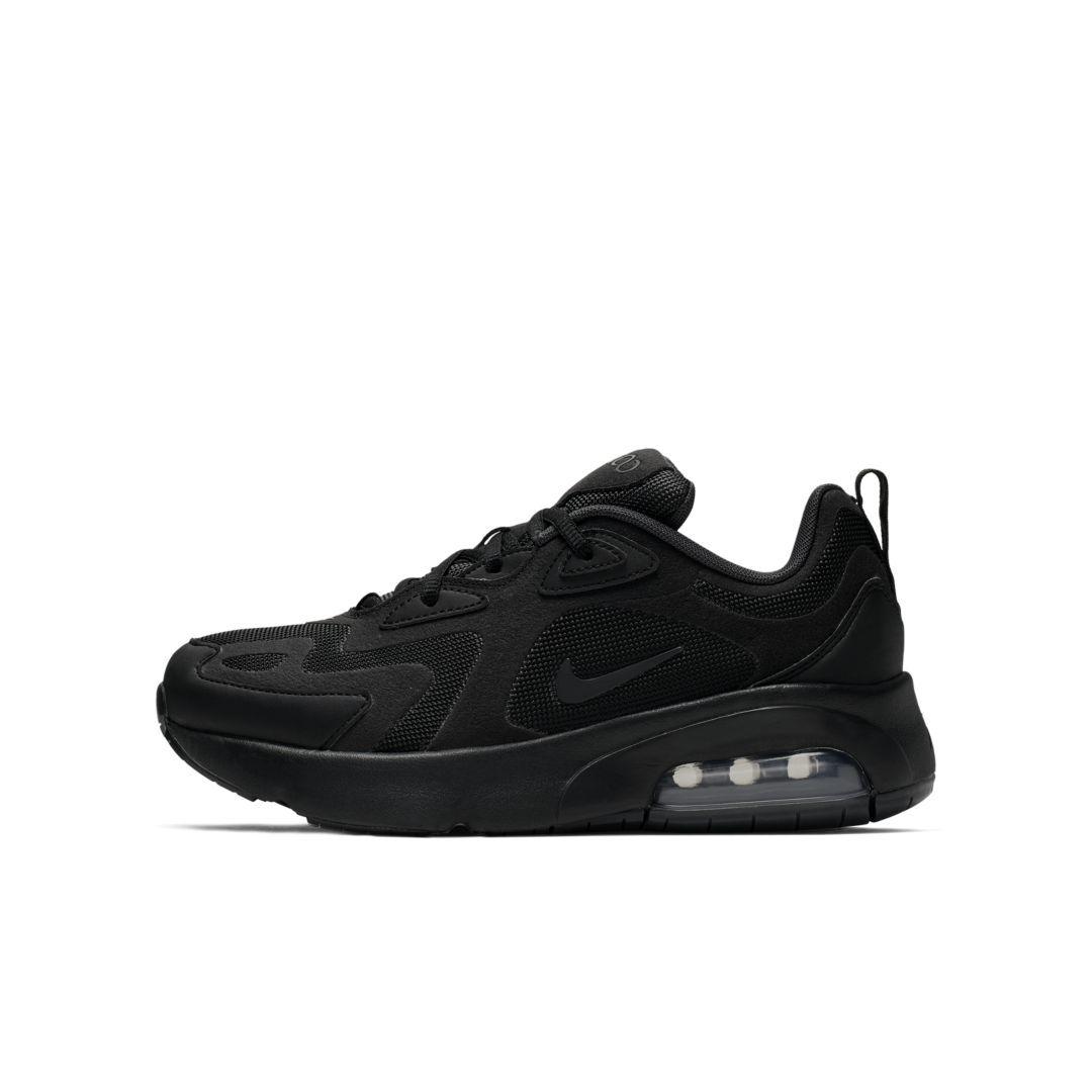 Nike Air Max 200 | Nike shoes air max, Kids' shoes, Big girl
