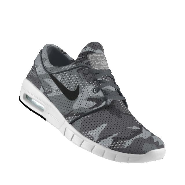huge discount 7b9f9 bece2 Nike SB Stefan Janoski Max iD Skateboarding Shoe. Nike.com