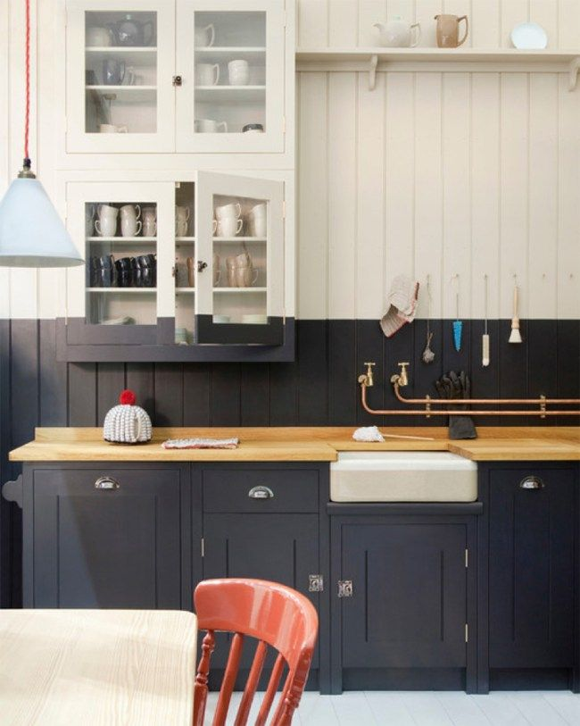 Stunning Kitchen Designs With Twotoned Cabinets  Discover More Classy Standard Kitchen Design Design Ideas