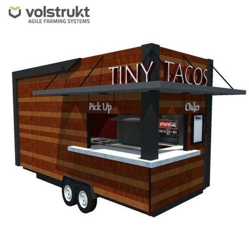 Volstrukt Steel Frame Springs 9 Food Truck Design Tiny House Blog Food Trailer