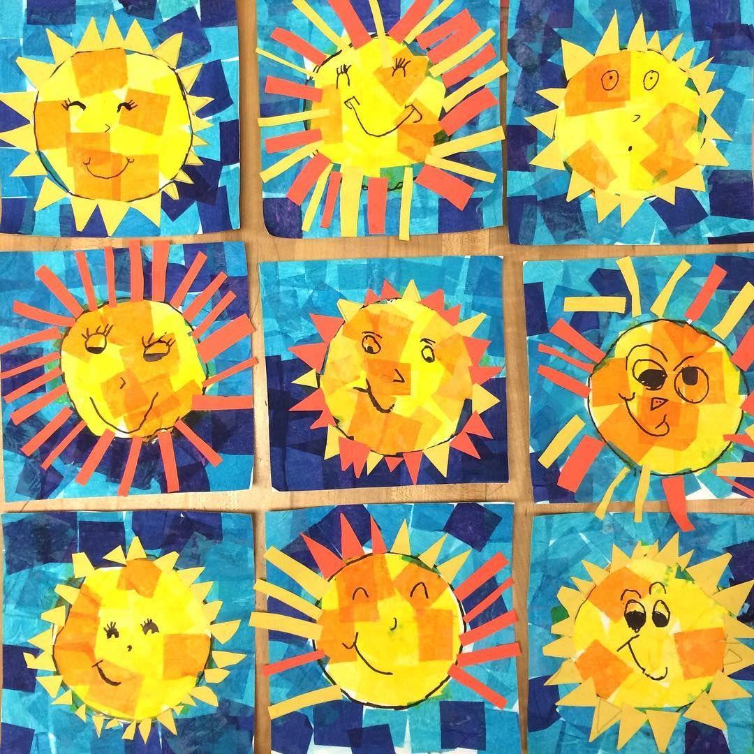 Happy #kindergarten Suns To Brighten Your Day! Tissue