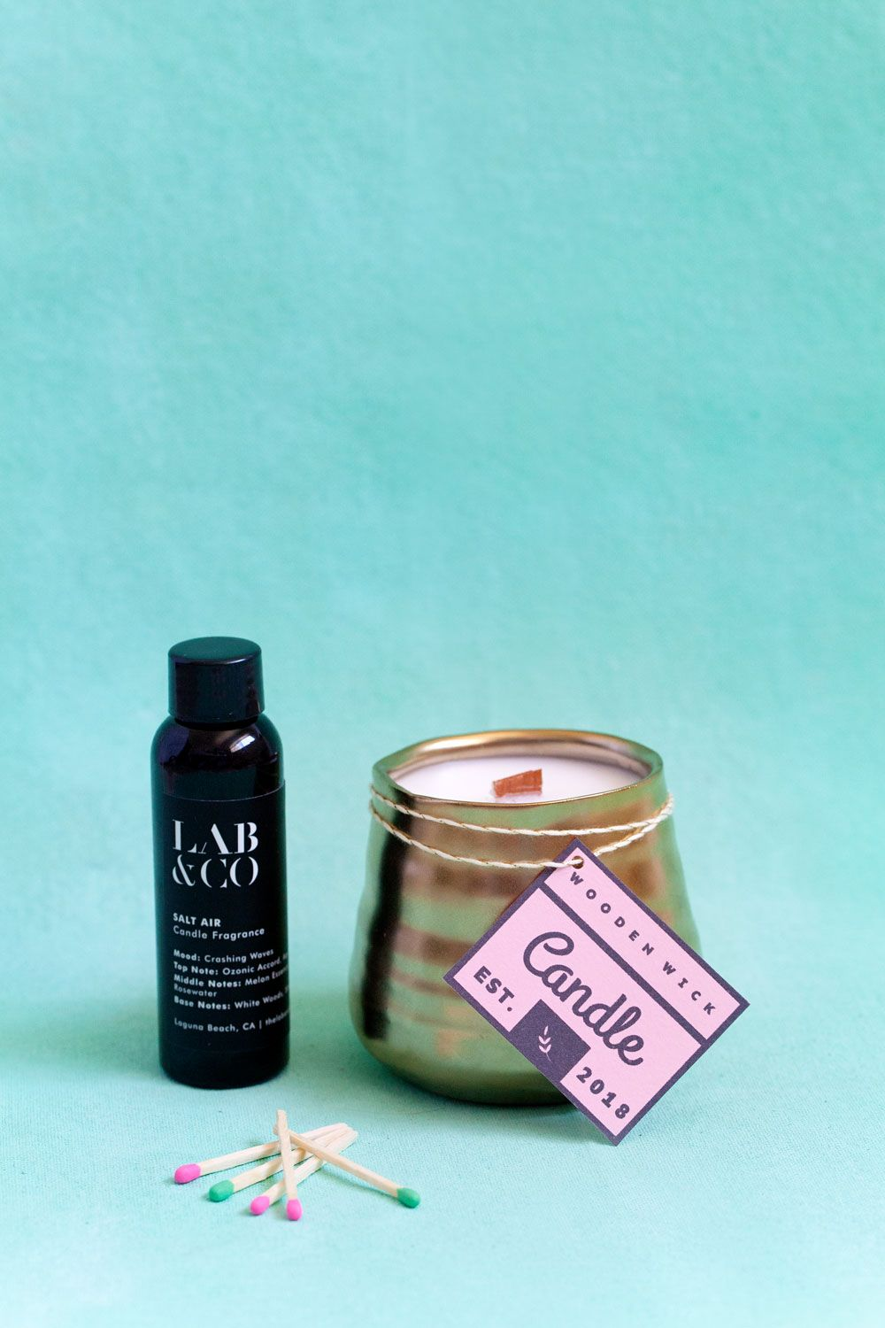 DIY LUXURY CANDLE MAKING Custom scented candles, Candle