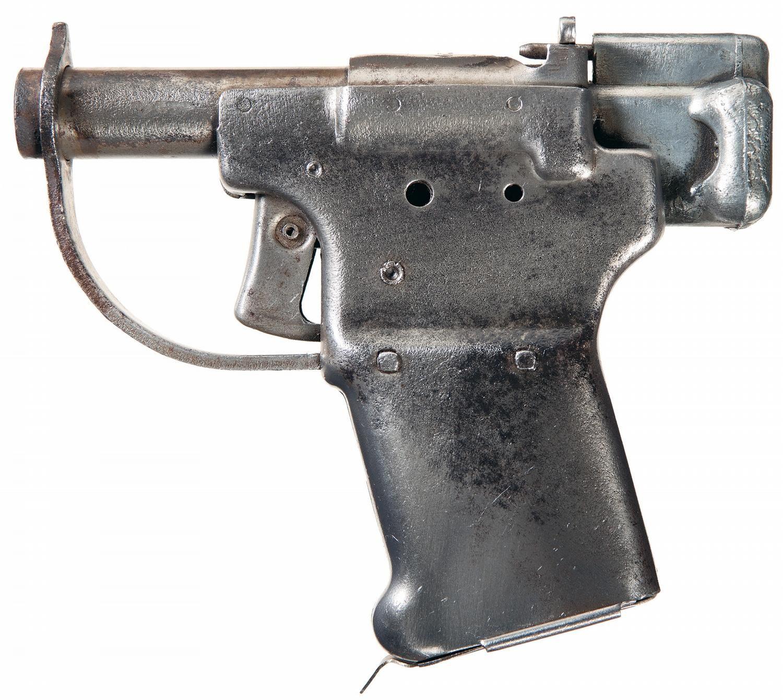 The Fp 45 Liberator Gimmick Or Good Idea Pistolet Vojna Oruzhie