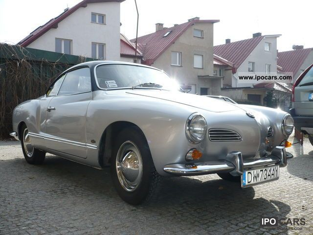 Volkswagen Karmann Ghia Vintage Classic And Old Cars Photo