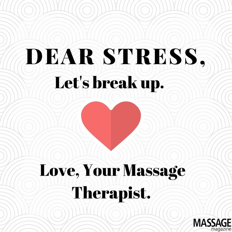 What are 3 ways you de-stress on a Monday? #MotivationMonday #Massage #Massagetherapist #Massagetherapy