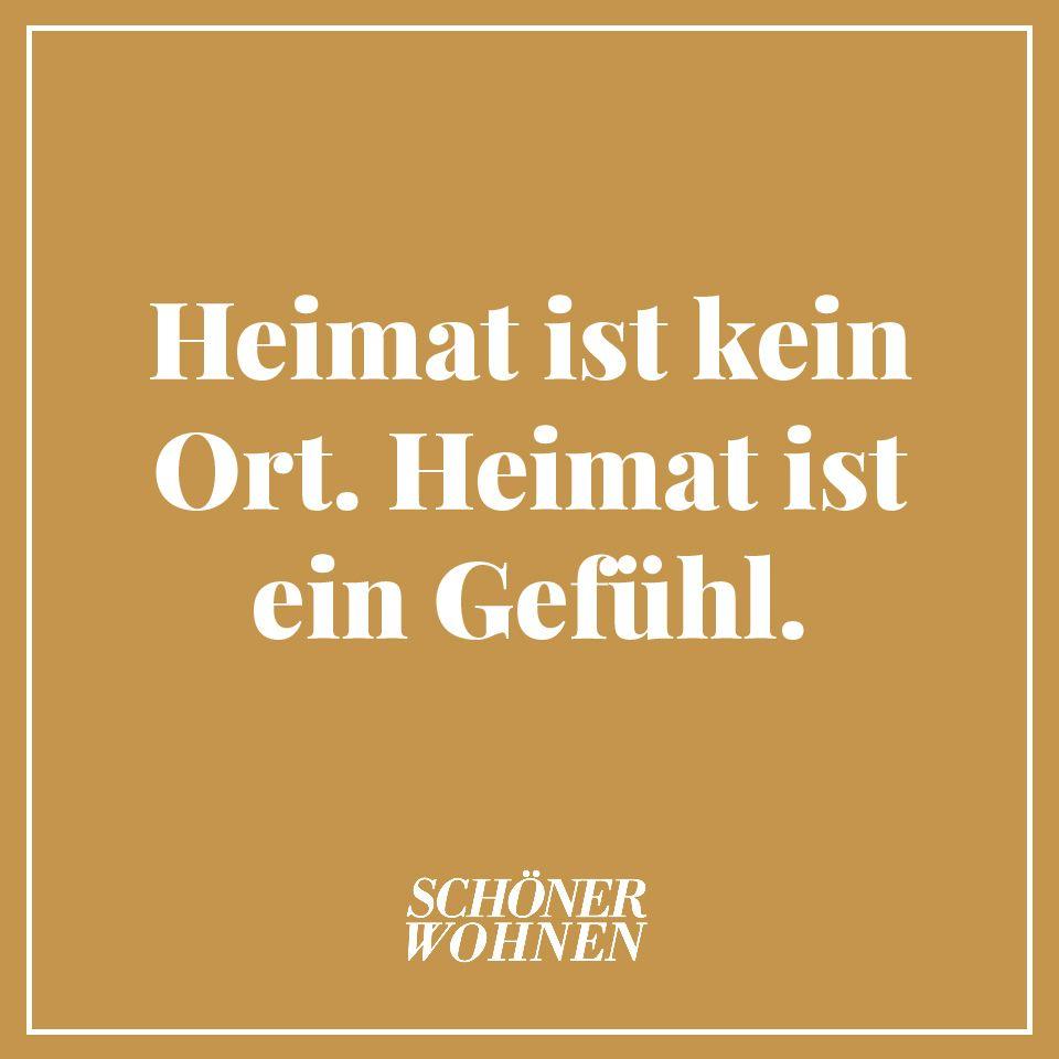 Zitat heimat ist kein ort heimat ist ein gef hl - Design zitate ...