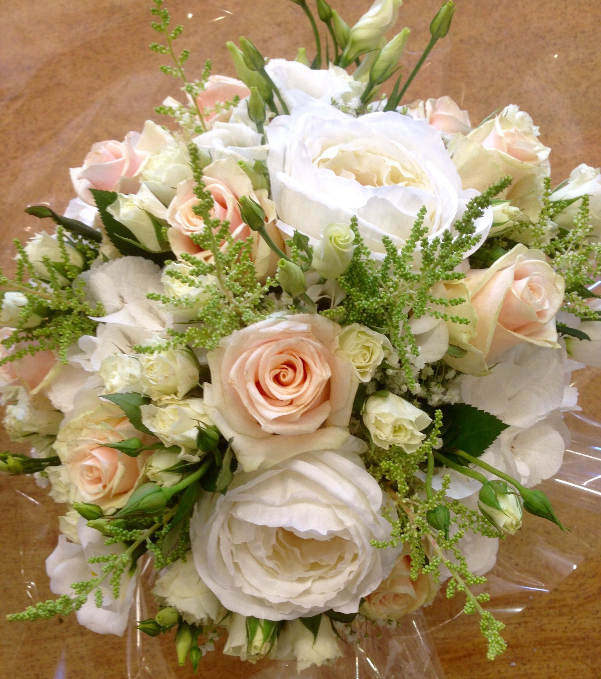 Unique Wedding Bouquets Without Flowers Peonies Roses And Calla