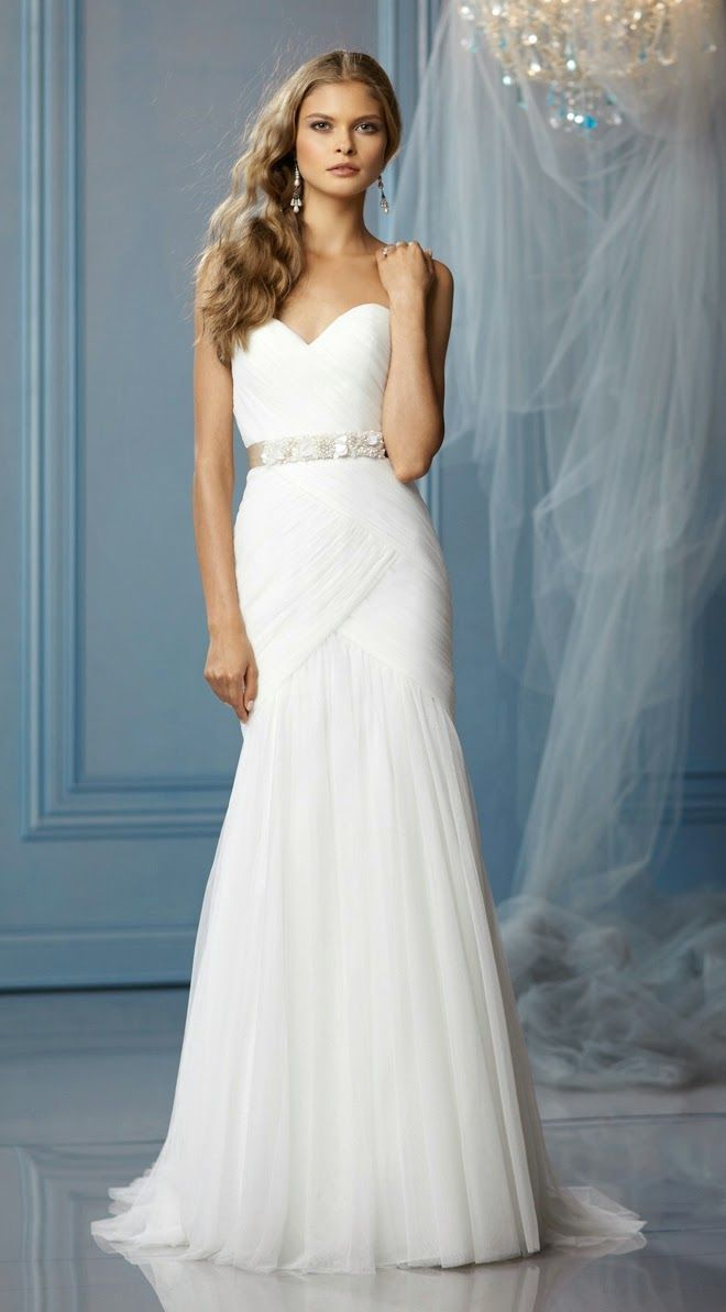 Maravillosos vestidos de novia | Colección Wtoo Moda Actual ...