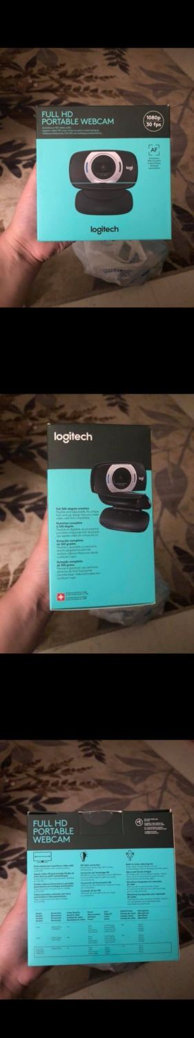 1234bf0cd53 Webcams 4616: Logitech C615 Web Cam -> BUY IT NOW ONLY: $25 on #eBay ...
