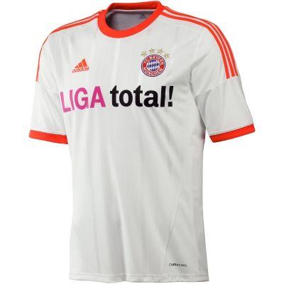 FC Bayern Munchen Adidas Away Shirt 2012/13