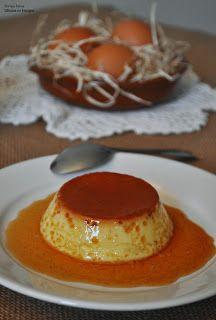 G teaux en espagne recette de flan espagnol sans four cuisine maghribaine pinterest flan - Recette de cuisine en espagnol ...