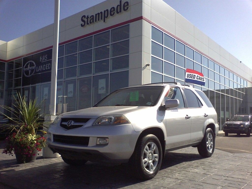 2005 Acura MDX Touring Sport Utility For Sale CALGARY AB
