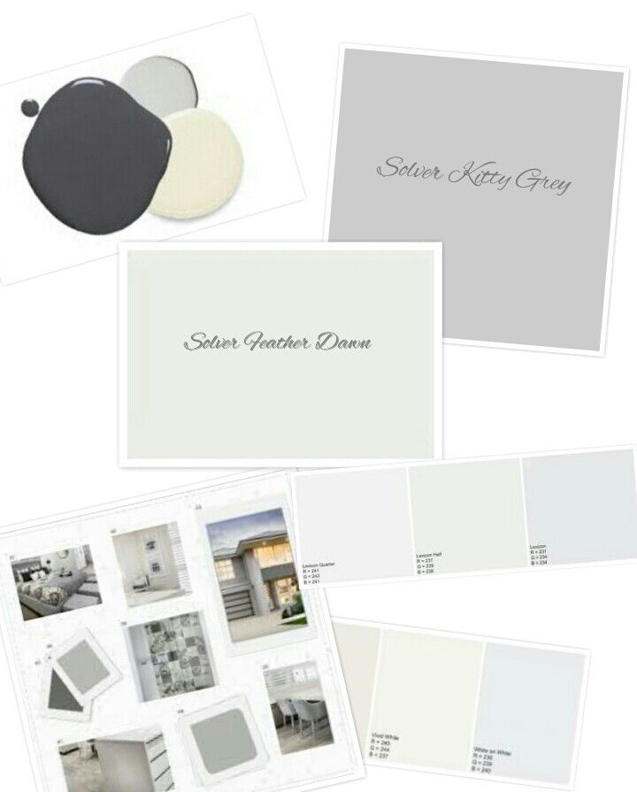 Shades Of Grey Paint fifty shades of grey!well not quite. our paint colour