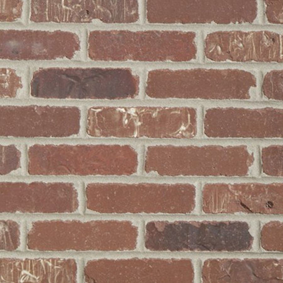 Brick Veneer Collection: Old Mill Thin Brick Systems Colonial 2.25-in X 7.625-in