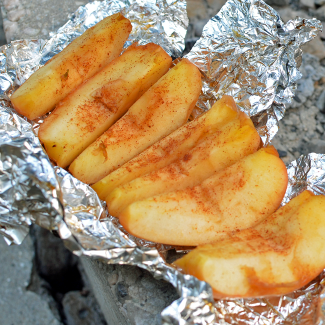 20 Easy Camping Recipes For Your Family: HEALTHY CAMPING MENU