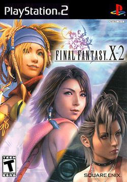 Final Fantasy X-2 (Has a few teeth clenching, eye rolling moments of girl power, but a great game) XD