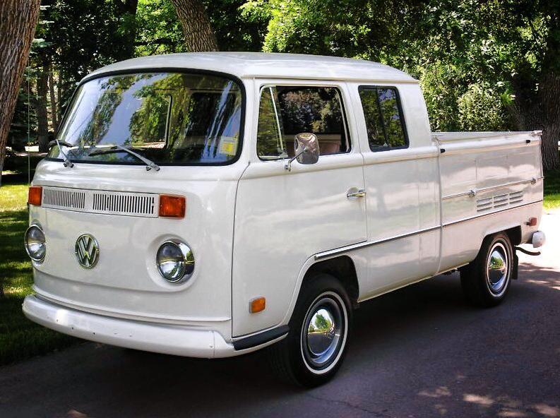 Vw Utility Van