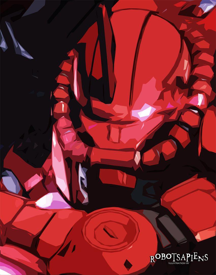 Gundam Pop Art ガンダムアート キャラクターデザイン 壁紙 ガンダム