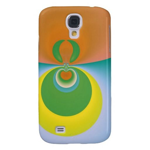 Colorful Space Samsung Galaxy S4 Cover