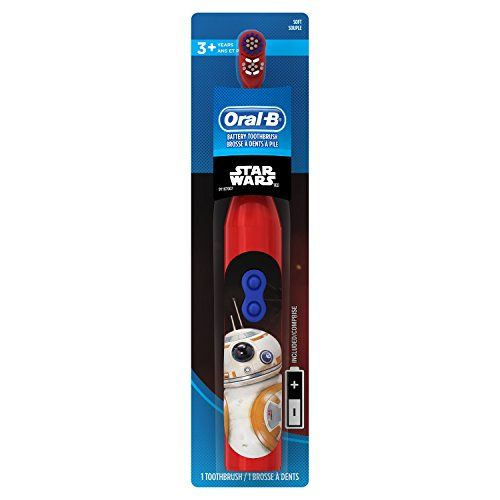 Oral B Pro Health Disney Star Wars Battery Power Electric Disney Star Wars Oral B Star Wars Kids