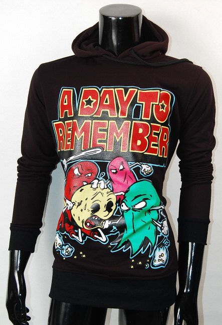 A Day To Remember Hoodie Sweatshirts Jumper Jacket shirt tank S, M ...