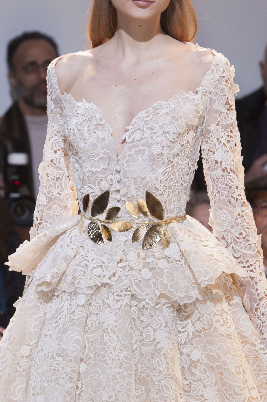 """game-of-style: """" Margaery Tyrell - Zuhair Murad Haute Couture Spring 2014 """""""