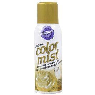 Gold Color Mist Spray Shop Hobby Lobby Wilton Color Mist Edible Spray Paint Gold Food Coloring