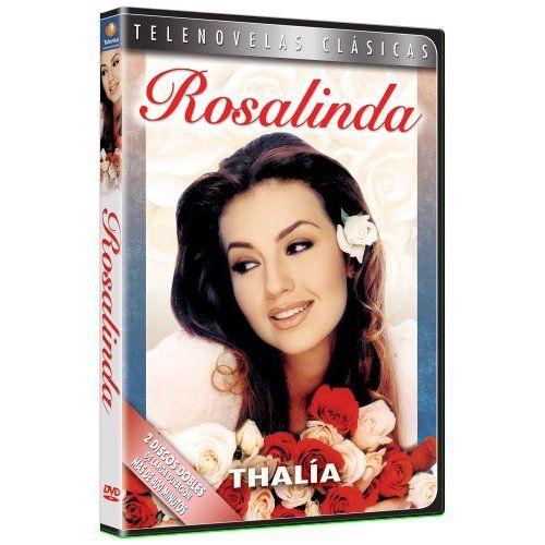 Amazon.com: Rosalinda: Thalía, Fernando Carrillo, Angélica ...