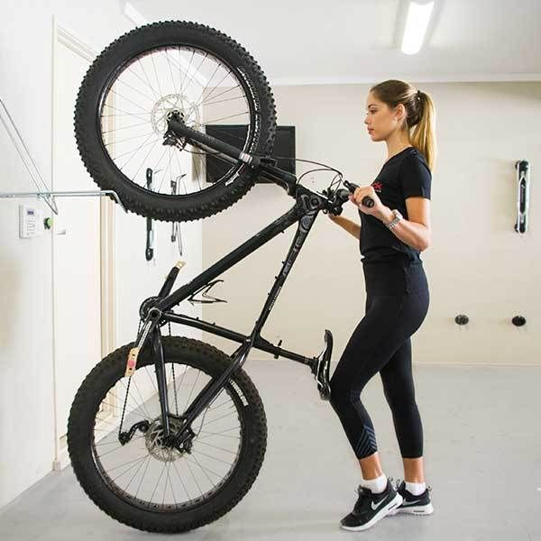 Goodbye Winter and Hello Mountain Biking!  sc 1 st  Pinterest & Goodbye Winter and Hello Mountain Biking! | What Every Garage Needs ...