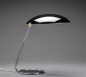 Christian Dell. Kaiser bordlampe, model 6761