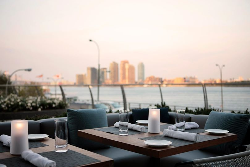The 10 Best Restaurants For Dining With A View In Nyc | Via Guest Of A