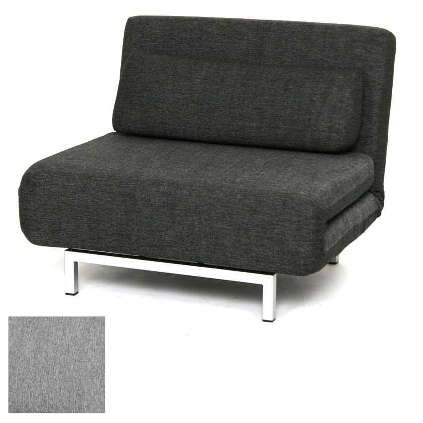 Chicargo Fabric Single Sofa Bed - Sofa Beds - Living Room ...